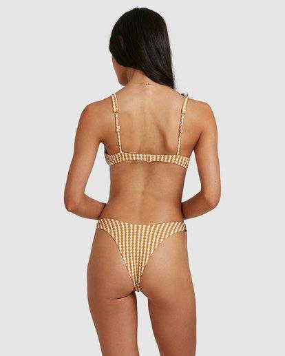 5 Clambake Ruby Bra Bikini Top Yellow 6513734 Billabong
