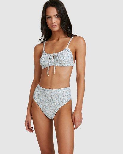 1 Dream Isle Coco Bralette Bikini Top Blue 6513736 Billabong