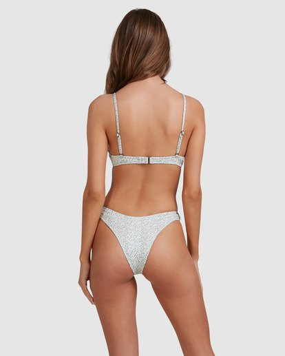 5 Seabloom Reese Underwire Bikini Top Green 6513747 Billabong