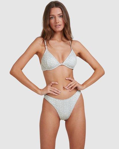 1 Seabloom Reese Underwire Bikini Top Green 6513747 Billabong