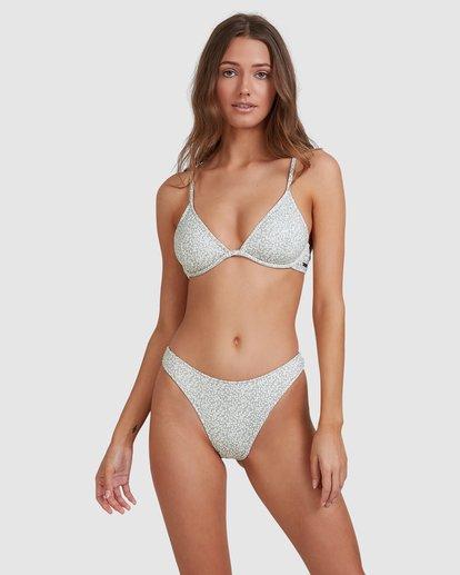 3 Seabloom Reese Underwire Bikini Top Green 6513747 Billabong