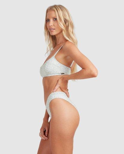 3 Seabloom Vintage D/DD Bralette Bikini Top Green 6513748 Billabong