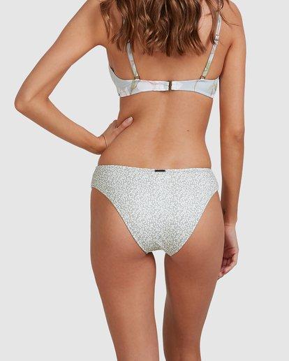 3 Seabloom Bondi Bikini Bottoms Green 6513751 Billabong