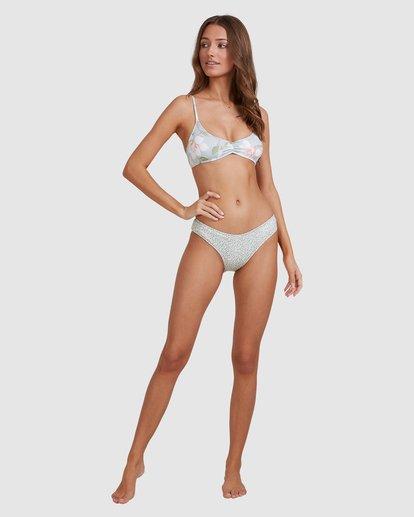 5 Seabloom Bondi Bikini Bottoms Green 6513751 Billabong