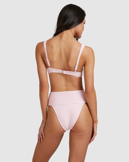 5 Tanlines Chloe Bra Bikini Top Pink 6513764 Billabong