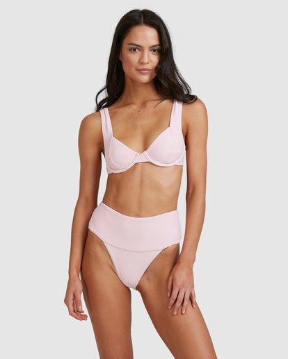 3 Tanlines Chloe Bra Bikini Top Pink 6513764 Billabong