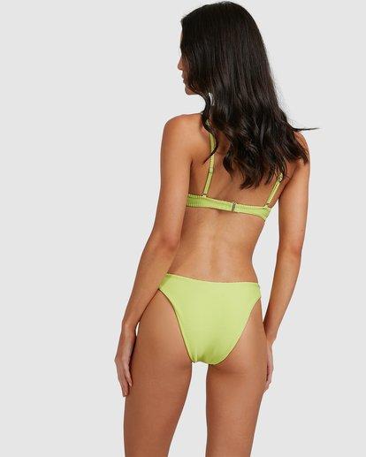 1 Tanlines Hike Bikini Bottoms Green 6513766 Billabong