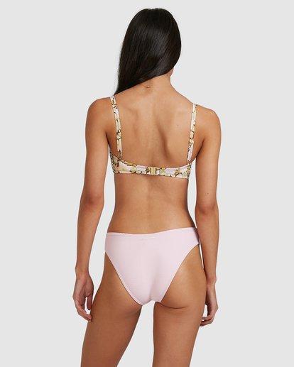 0 Tanlines Bondi Bikini Bottoms Pink 6513767 Billabong