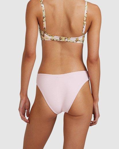 3 Tanlines Bondi Bikini Bottoms Pink 6513767 Billabong