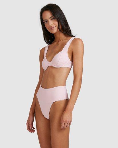 2 Tanlines Kauai Bikini Bottoms Pink 6513768 Billabong