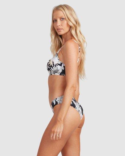 4 Tropicool Vintage D/DD Bralette Bikini Top Black 6513776 Billabong