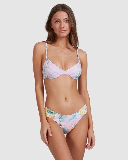 3 Tropicool Phoebe Bra Bikini Top Pink 6513790 Billabong