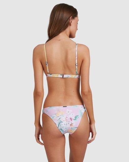4 Tropicool Hi Point Tri Bikini Top Yellow 6513791 Billabong