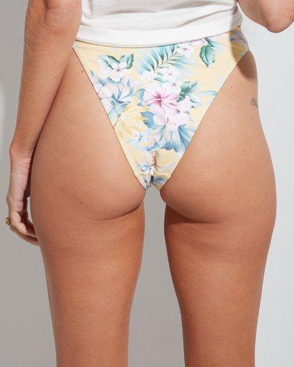 2 Tropicool Havana Bikini Bottoms Yellow 6513795 Billabong