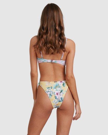 4 Tropicool Havana Bikini Bottoms Yellow 6513795 Billabong