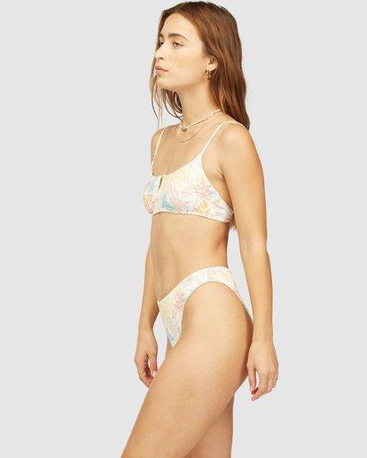 3 Wrangler Western Shore Havana Bikini Bottom White 6513845 Billabong