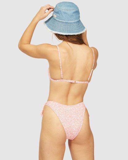 3 Wrangler Lil Sweet One Ceci Triangle Bikini Top Red 6513848 Billabong