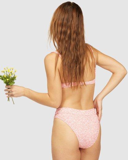1 Wrangler Lil Sweet One Maui Rider Bikini Bottom Red 6513851 Billabong