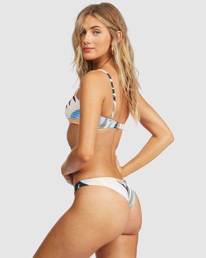 2 Last Rays Strappy Bandeau Bikini Top Grey 6513873 Billabong