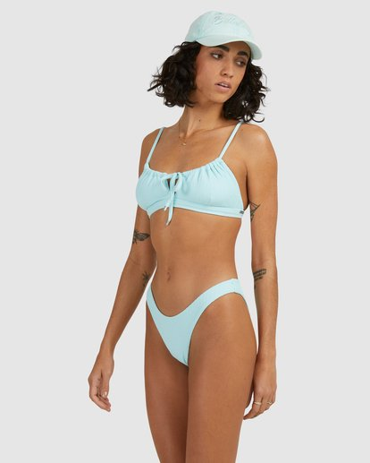 2 Sunrays Hike Bikini Bottoms Blue 6513902 Billabong