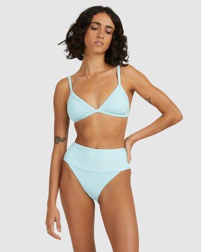 2 Sunrays Ivy Tri Bikini Top Blue 6513904 Billabong