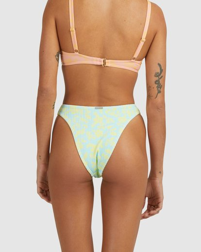 4 Hot Tropics Havana Bikini Bottoms Blue 6513906 Billabong