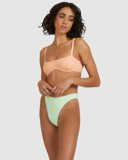1 Hot Tropics Olivia Underwire Bikini Top Orange 6513912 Billabong