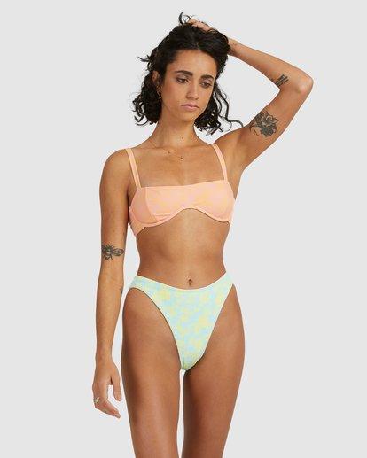 3 Hot Tropics Olivia Underwire Bikini Top Orange 6513912 Billabong