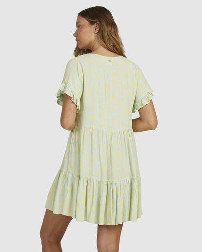 3 Hot Tropics Dress Blue 6513920 Billabong