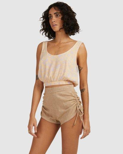 0 Glitter Baby Shorts Orange 6513927 Billabong