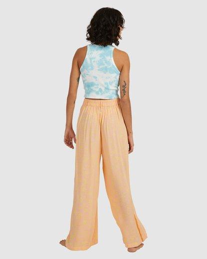 2 Hot Tropics Pants Orange 6513928 Billabong