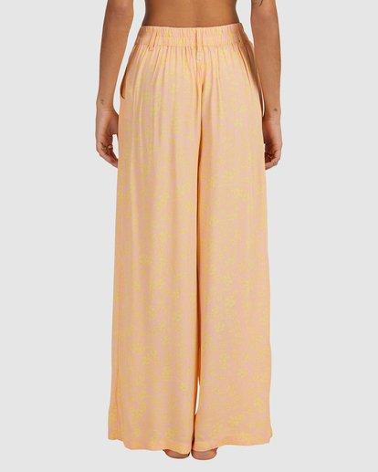 4 Hot Tropics Pants Orange 6513928 Billabong