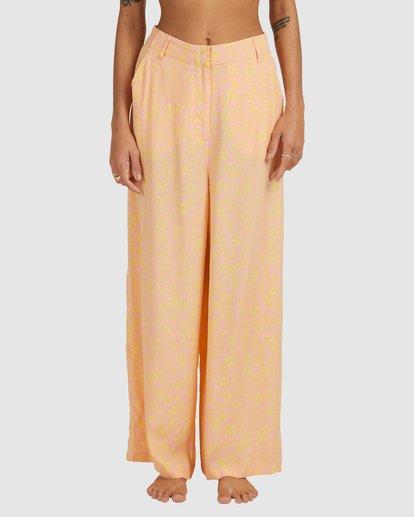 3 Hot Tropics Pants Orange 6513928 Billabong