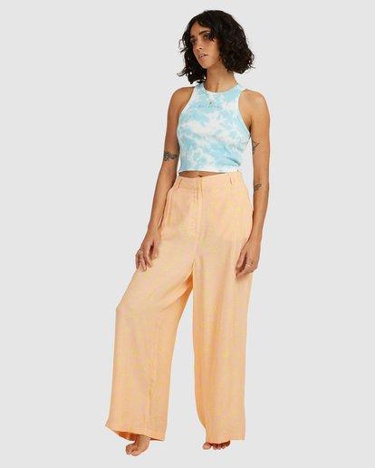 1 Hot Tropics Pants Orange 6513928 Billabong