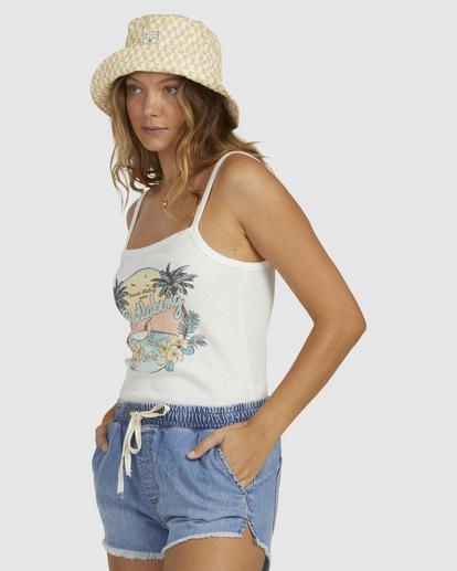 2 Sunny Day Eco Tank White 6513932 Billabong