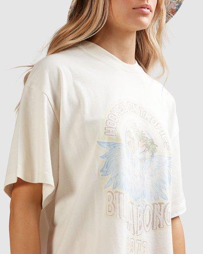 5 Tropics Short Sleeve Tee White 6517005 Billabong
