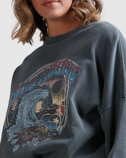 5 Ocean T-Shirt Grey 6517074 Billabong