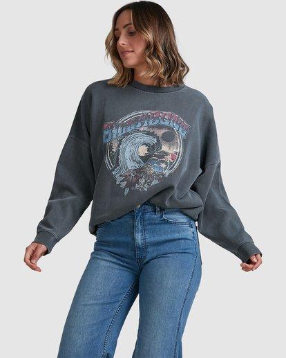 1 Ocean T-Shirt Grey 6517074 Billabong