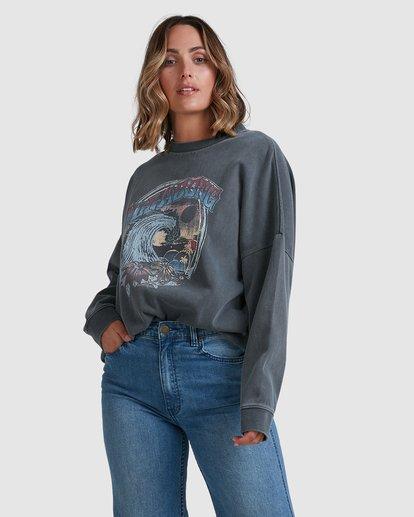 2 Ocean T-Shirt Grey 6517074 Billabong