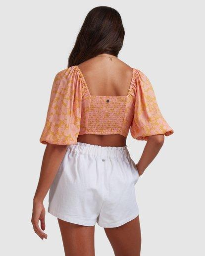 3 Summer Sun Top Orange 6517145 Billabong