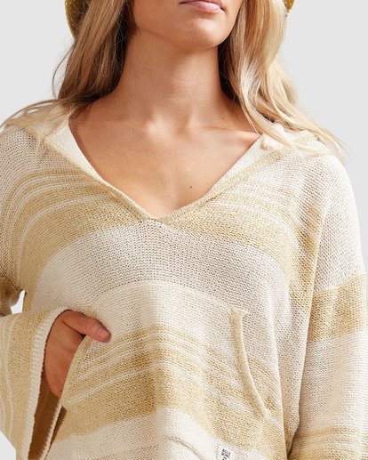 4 Baja Beach Sweater Green 6517291 Billabong