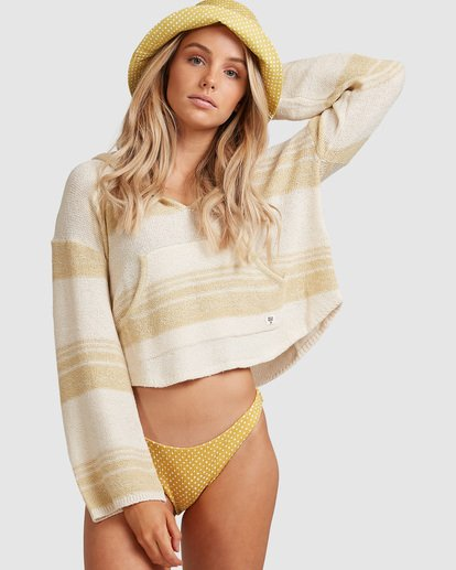 0 Baja Beach Sweater Green 6517291 Billabong