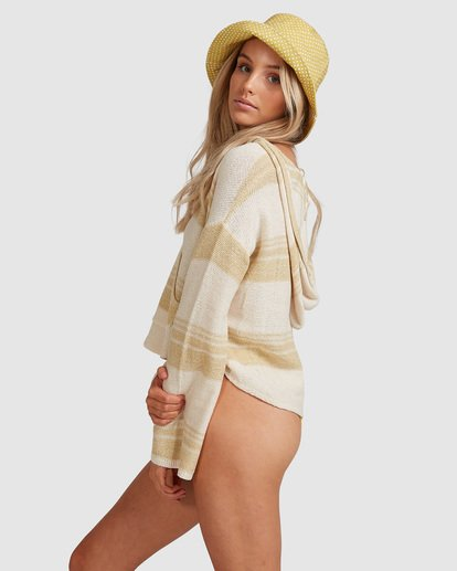 2 Baja Beach Sweater Green 6517291 Billabong