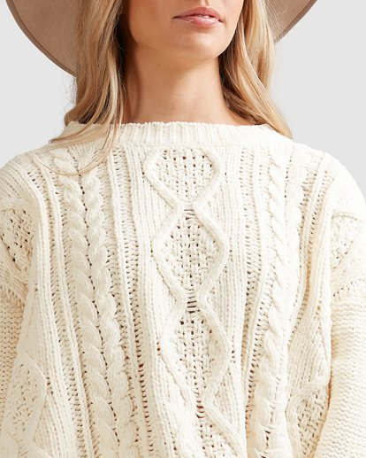 4 Only Yours Sweater Beige 6517295 Billabong