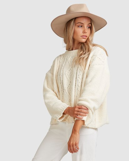 2 Only Yours Sweater Beige 6517295 Billabong