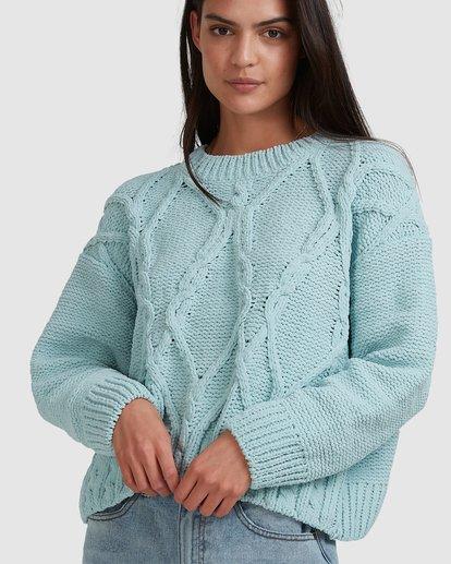 4 Only Mine Sweater Blue 6517308 Billabong
