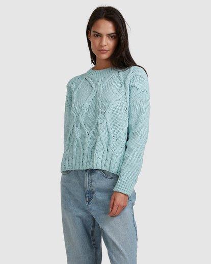 1 Only Mine Sweater Blue 6517308 Billabong