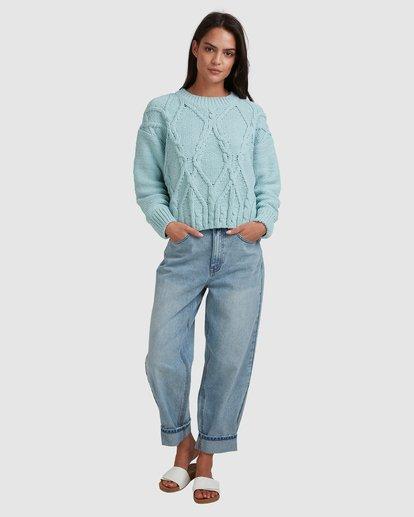 5 Only Mine Sweater Blue 6517308 Billabong