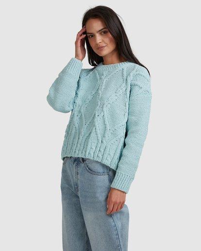 2 Only Mine Sweater Blue 6517308 Billabong