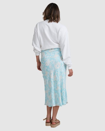 3 Blue Ray Skirt Blue 6517315 Billabong